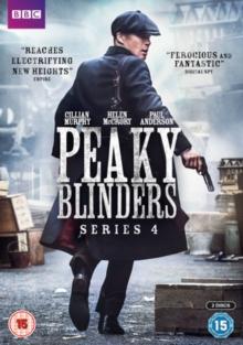 Image for Peaky Blinders: Series 4