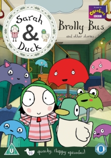 Image for Sarah & Duck: Brolly Bus and Other Stories