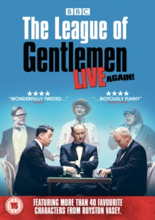 Image for The League of Gentlemen: Live Again!