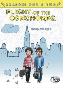 Image for Flight of the Conchords: Seasons 1 and 2