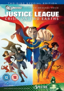 Image for Justice League: Crisis On Two Earths