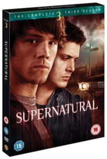 Image for Supernatural: The Complete Third Season