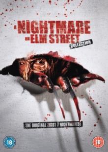 Image for A   Nightmare On Elm Street 1-7