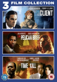 Image for The Client/The Pelican Brief/A Time to Kill