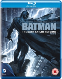 Image for Batman: The Dark Knight Returns - Part 1