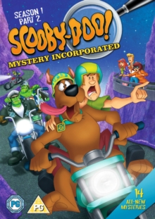 Image for Scooby-Doo - Mystery Incorporated: Season 1 - Part 2