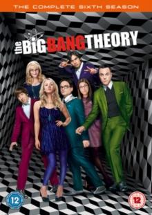 Image for The Big Bang Theory: The Complete Sixth Season