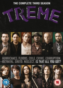 Image for Treme: The Complete Third Season