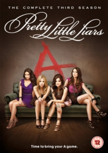 Image for Pretty Little Liars: The Complete Third Season