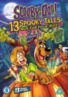 Image for Scooby-Doo: Run for Your Rife
