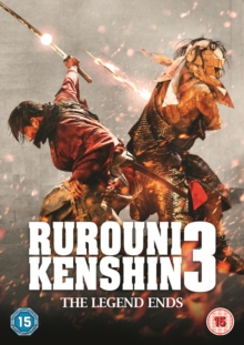 Image for Rurouni Kenshin: The Legend Ends