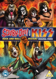 Image for Scooby-Doo! And Kiss - Rock 'N' Roll Mystery