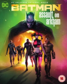Image for Batman: Assault On Arkham