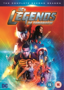 Image for DC's Legends of Tomorrow: The Complete Second Season
