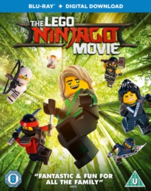 Image for The LEGO Ninjago Movie