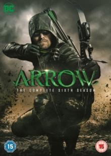 Image for Arrow: The Complete Sixth Season
