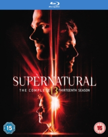 Image for Supernatural: The Complete Thirteenth Season