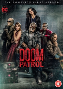 Image for Doom Patrol: The Complete First Season