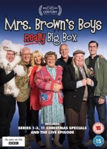 Image for Mrs Brown's Boys: Really Big Box