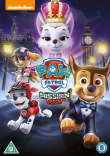 Image for Paw Patrol: Mission Paw
