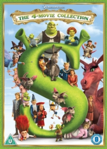 Image for Shrek: The 4-movie Collection