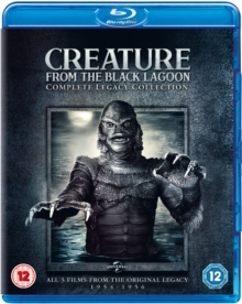 Image for Creature from the Black Lagoon: Complete Legacy Collection