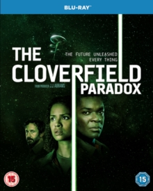 Image for The Cloverfield Paradox