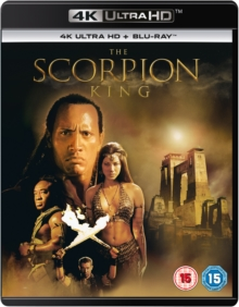Image for The Scorpion King