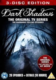 Image for Dark Shadows: The Original TV Series