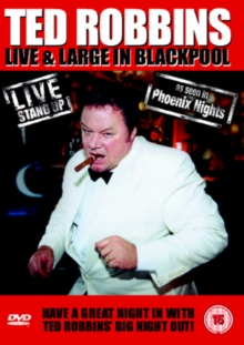Image for Ted Robbins: Live and Large in Blackpool
