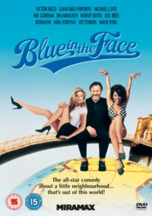 Image for Blue in the Face