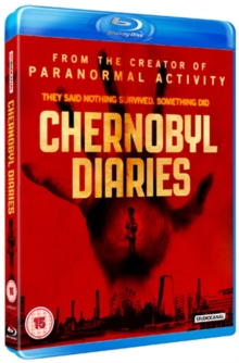 Chernobyl Diaries Starring Jesse McCartney Directed By