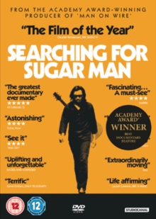 Image for Searching for Sugar Man
