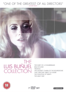 Image for Buñuel: The Essential Collection