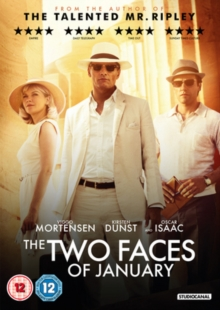 Image for The Two Faces of January