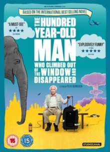 Image for The Hundred Year-old Man Who Climbed Out of the Window...