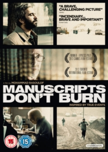 Image for Manuscripts Don't Burn