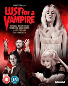 Image for Lust for a Vampire