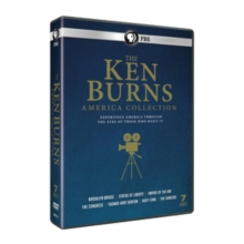 Image for The Ken Burns America Collection