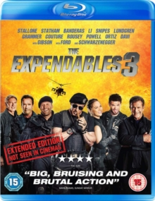 Image for The Expendables 3: Extended Edition