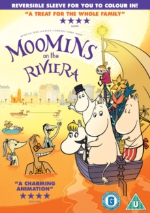 Image for Moomins On the Riviera