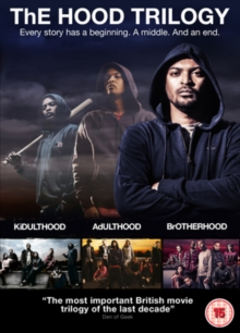 Image for The Hood Trilogy