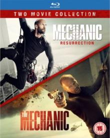 Image for The Mechanic/Mechanic - Resurrection