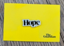 Image for Guardian Hope Badge 2019