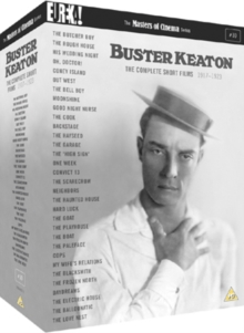Image for Buster Keaton: The Complete Buster Keaton Short Films 1917-23...