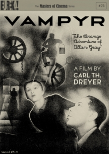Image for Vampyr - The Masters of Cinema Series