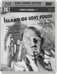 Image for Island of Lost Souls - The Masters of Cinema Series