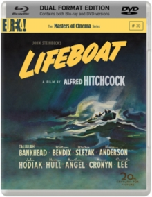 Image for Lifeboat - The Masters of Cinema Series