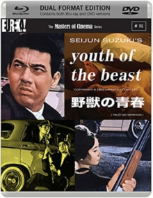 Image for Youth of the Beast - The Masters of Cinema Series