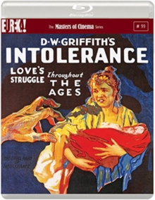 Image for Intolerance - The Masters of Cinema Series